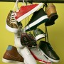 K1X Sierra Leone pack Nike Blazer lo Converse Cons New Balance H710 Converse Sicks Mizuno wave prophecy  Asics gel speedstar Nike Blazer hi Nike Lunar chukka woven Adidas adizero rose 1.5 K1X decades pack