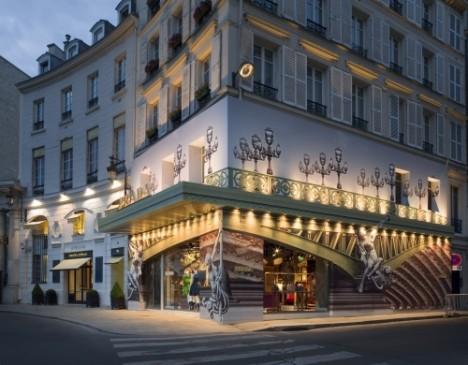 La boutique éphémère Prada