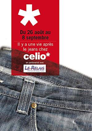 La 2ème vie des jeans
