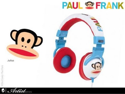 Skullcandy + Paul Frank