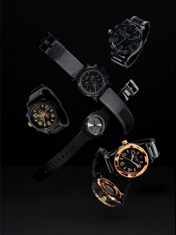 Nixon, Collection Noël 2009 pour Barneys