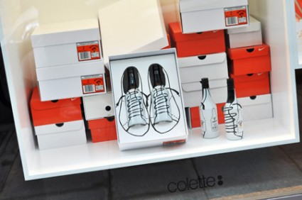 Shoes Up + Malibu = Colette