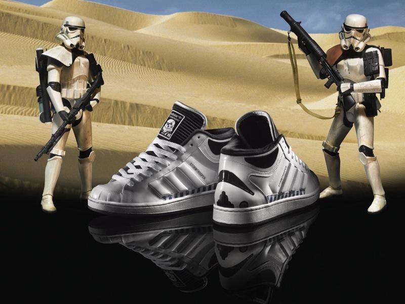 Adidas + Star Wars