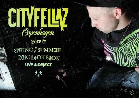 Cityfellaz, 22 v'la les danois!