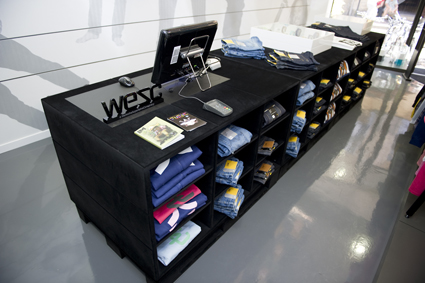 WeSC pose ses valises à Bordeaux