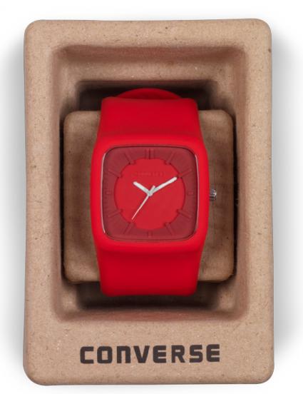 Les horloges de Converse