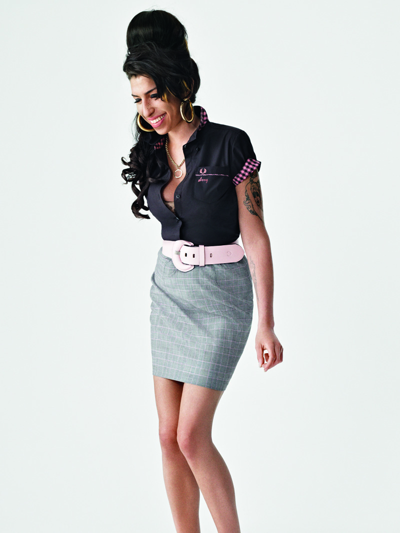 Fred Perry aime Amy