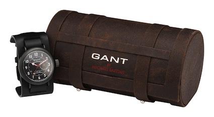 Gant se met à l'heure Bastian