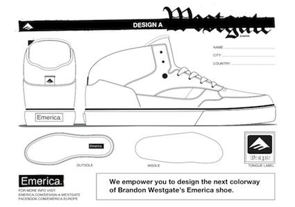 Concours de design Emerica/Westgate