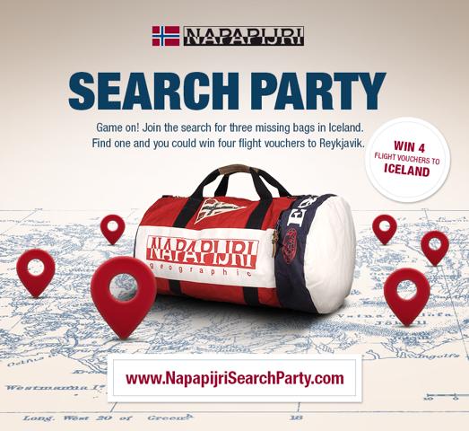 Partez en Islande aux frais de Napapijri