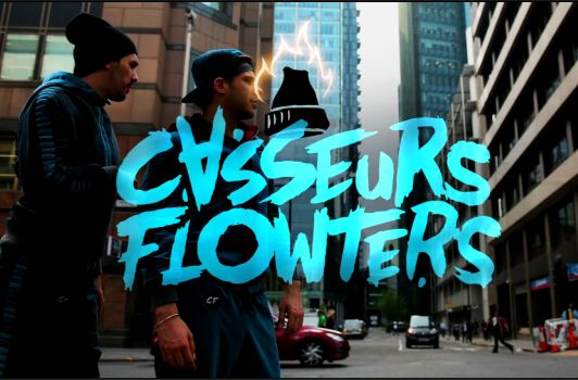 Thank god it's Friday song: Casseurs Flowters