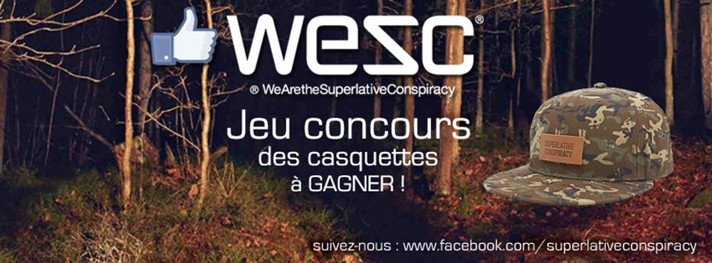 Joyeuses WeSC!