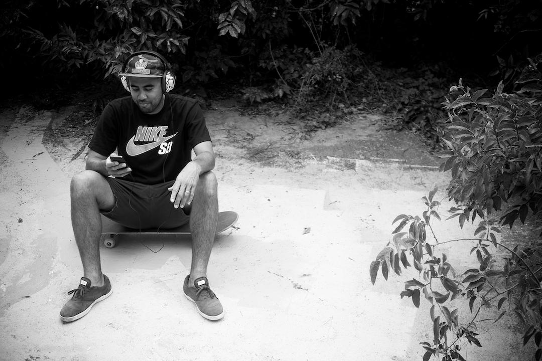 Eric Koston x Skullcandy