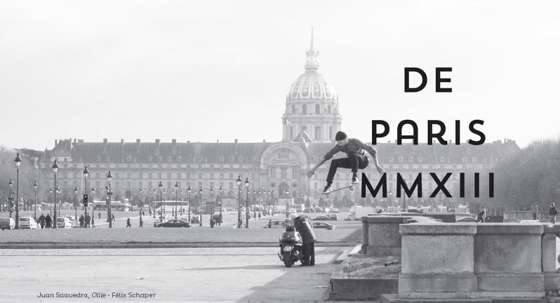 De Paris Yearbook 2013