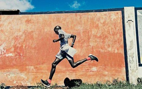 Run Kenya, run