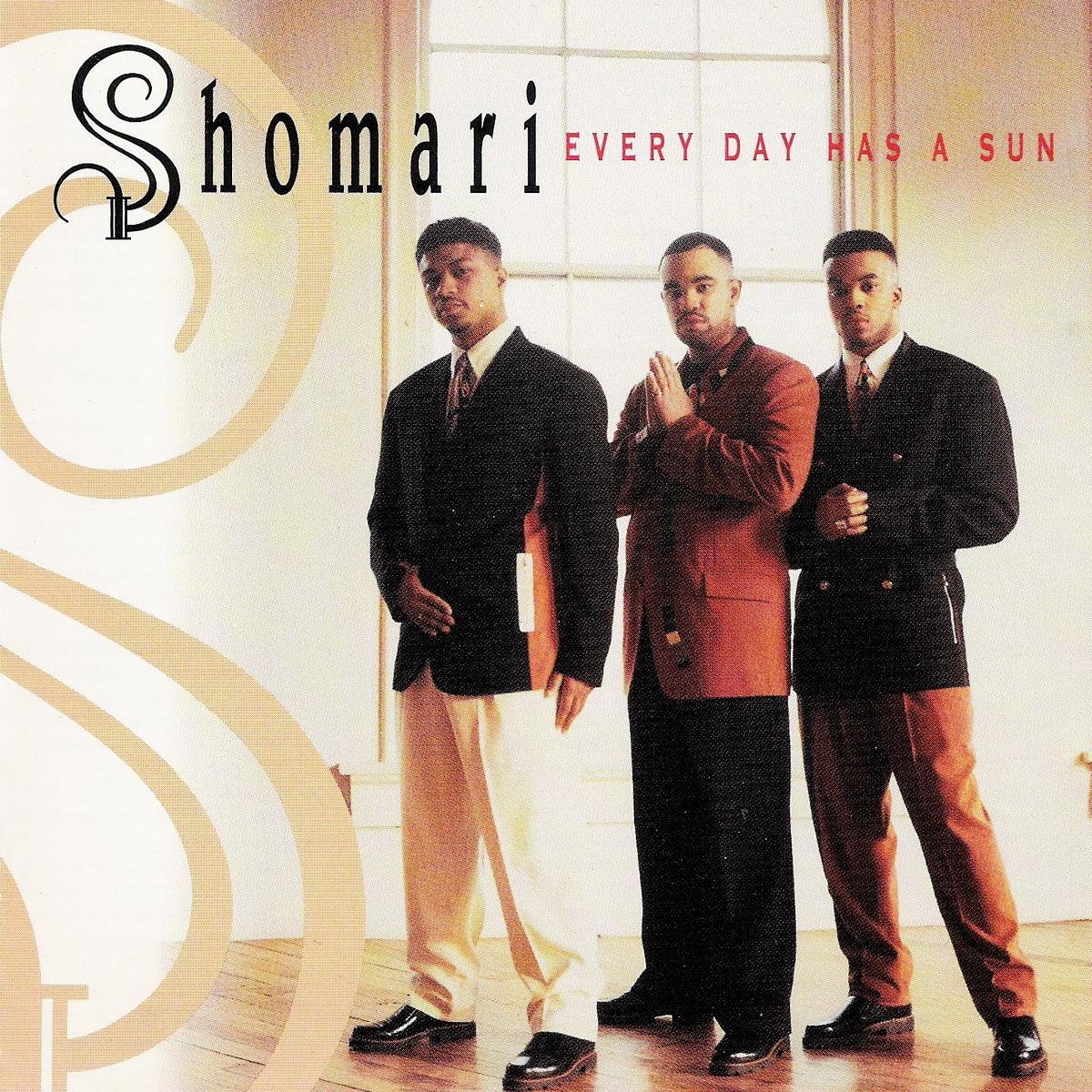 Thank God it's Friday: Shomari