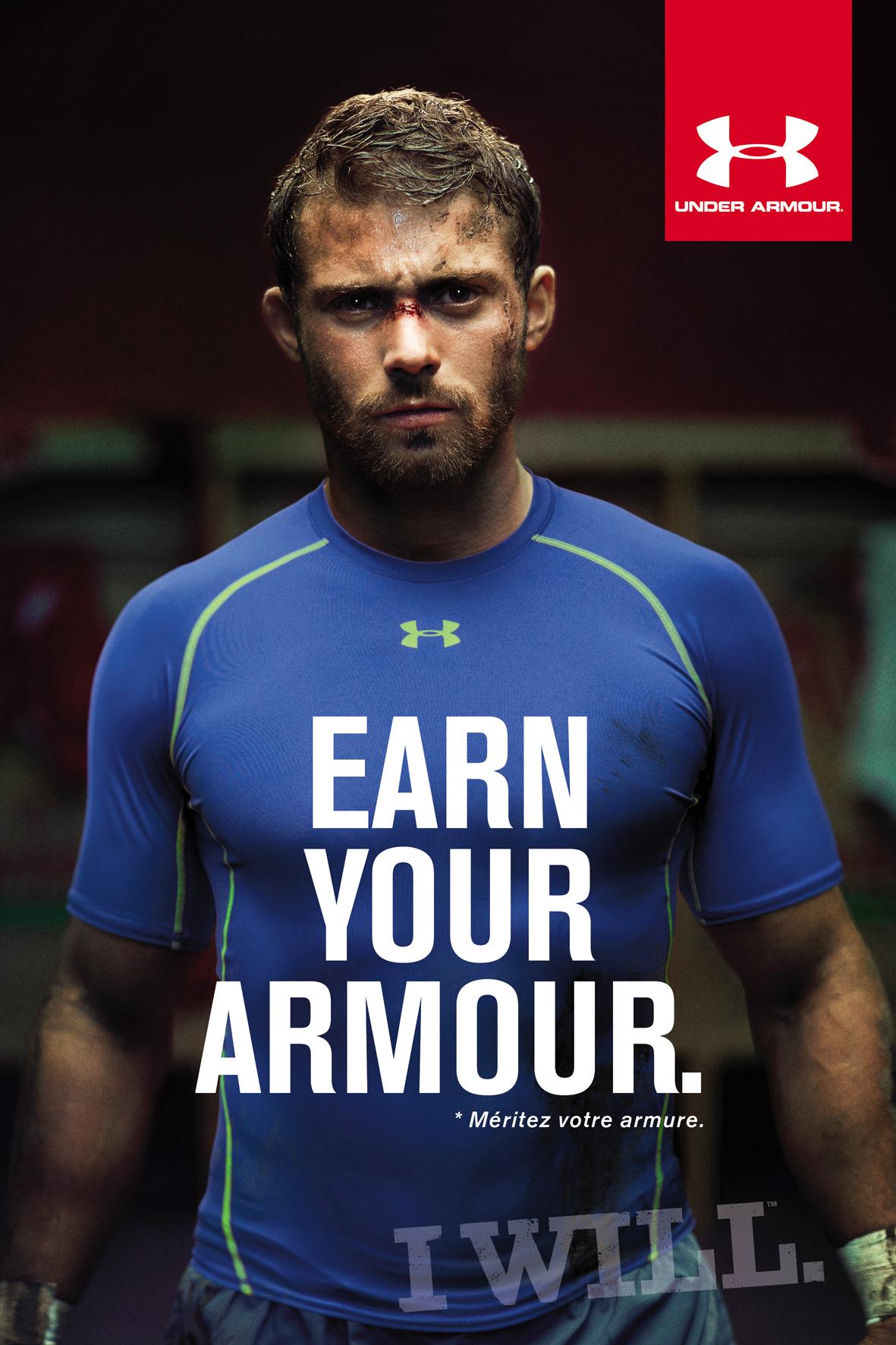 Earn your armour