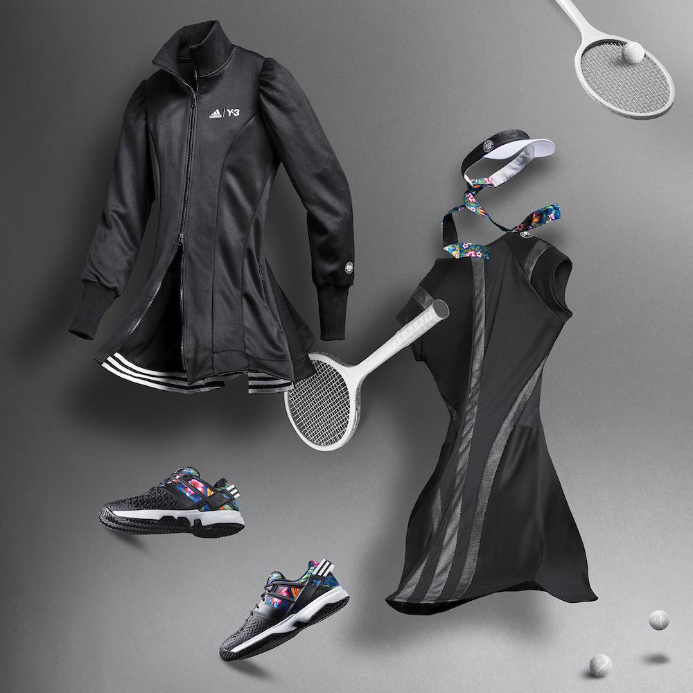 Y-3 special Roland-Garros