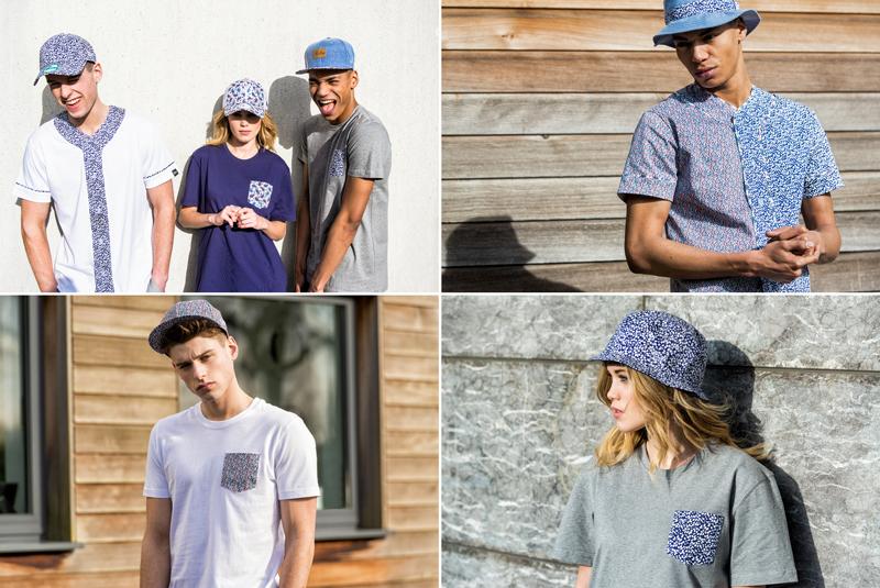 New Era présente sa dernière collaboration avec Liberty Art Fabrics pour l'été 2015