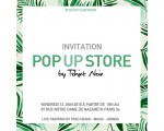 POP UP STORE by Tshirt Noir