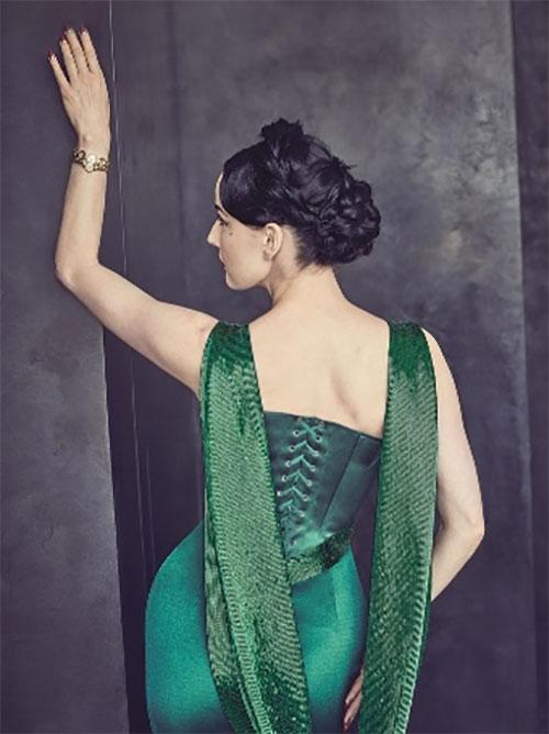 Jaeger-LeCoultre et le créateur Alexis Mabille célèbrent la Haute Couture et l'horlogerie précieuse.
