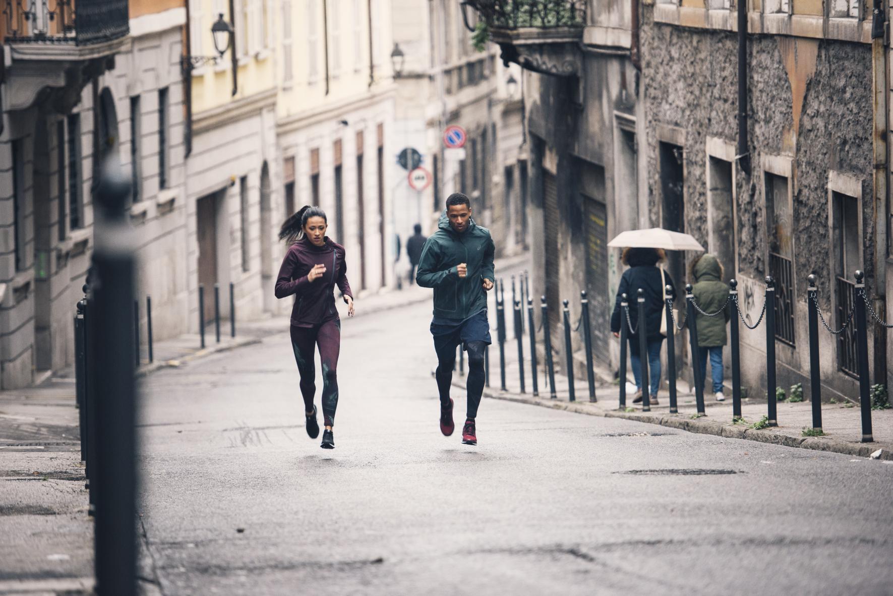 Running mode par Asics
