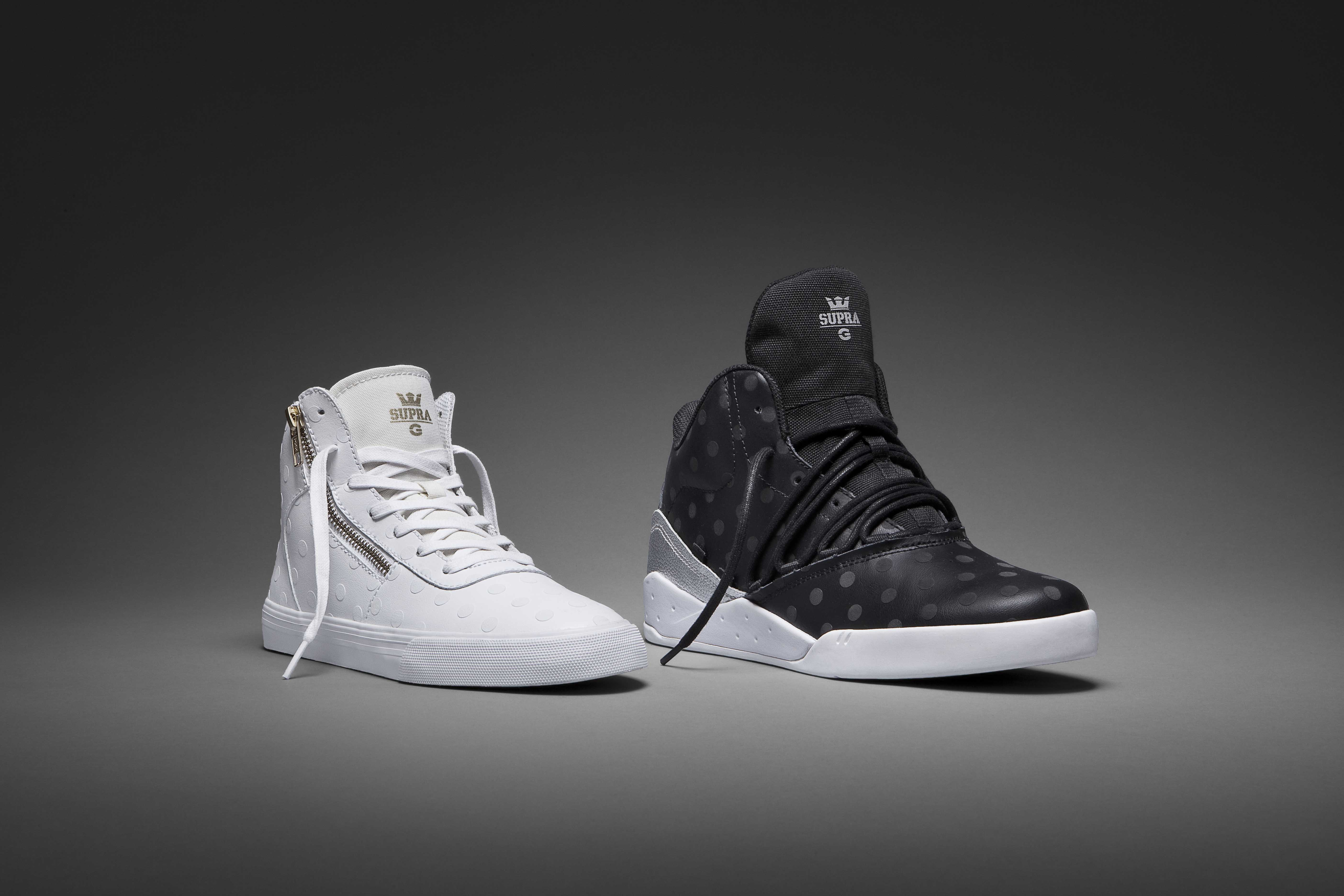 SUPRA FOOTWEAR COLLABORE AVEC G-SHOCK
