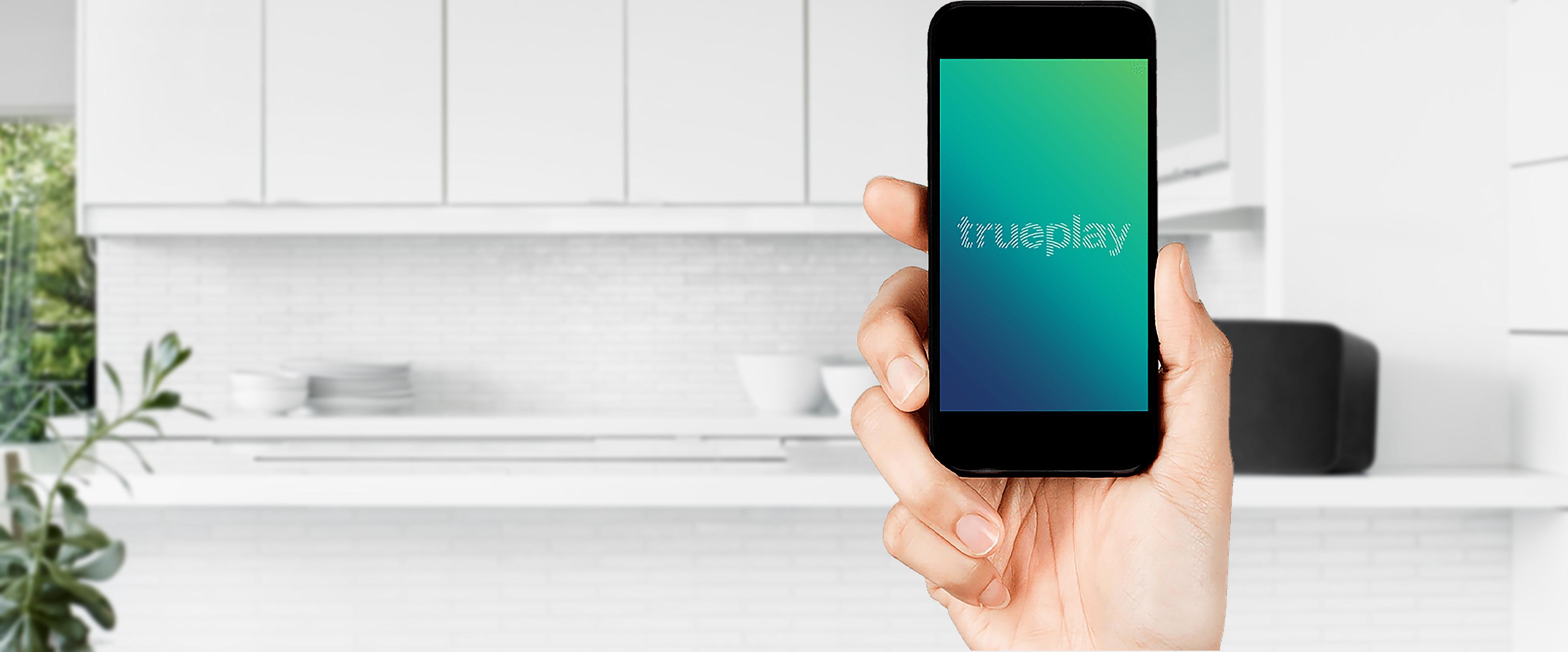 Sonos présente Trueplay