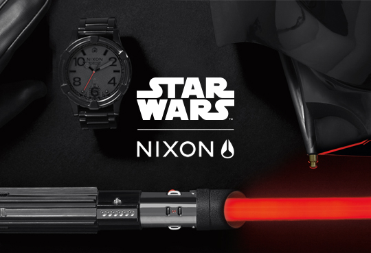 STAR WARS ™ | Nixon: Dark Side Collection
