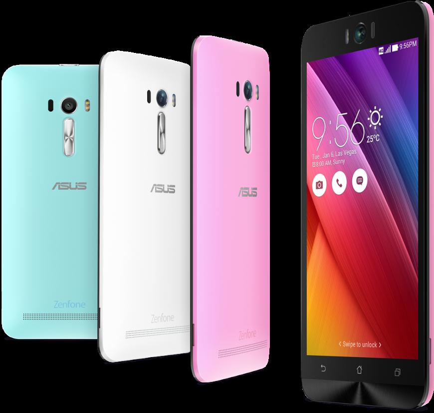 Asus annonce le ZenFone Selfie