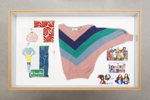 BENETTON CELEBRE 50 ANS DE CREATION