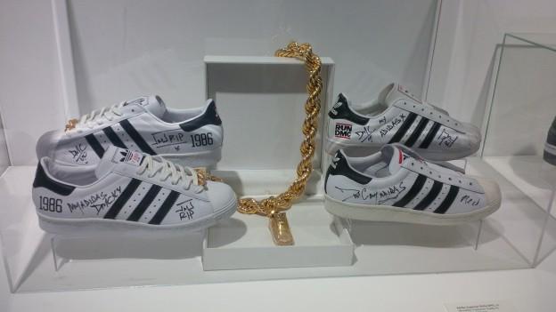 Sneakers, objets de desirs