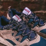 Karhu Fusion 2.0 SlateGreen:Brindle Close Up