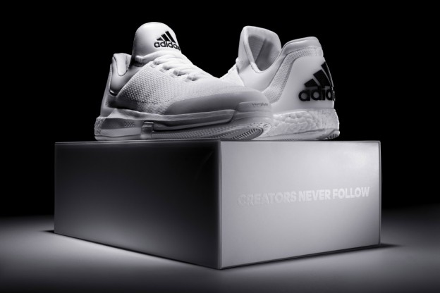 Crazylight Boost Triple White, seulement 100 exemplaires