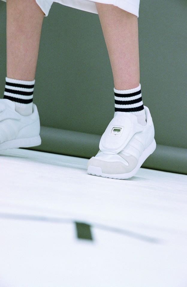 HYKE et Adidas