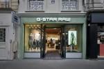 UNE NOUVELLE BOUTIQUE PARISIENNE POUR G-STAR RAW