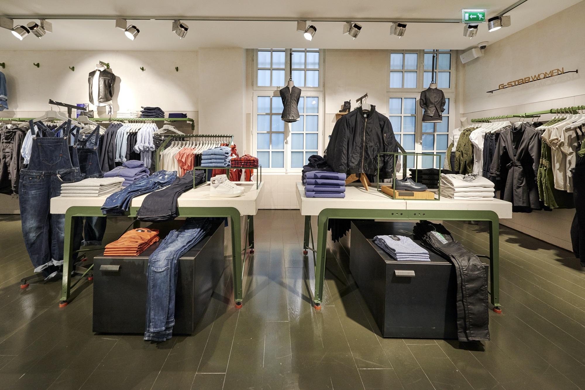 boutique g star jean