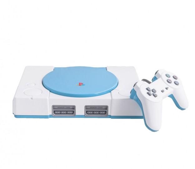Playstation + Tom RaidersignéeLëkki