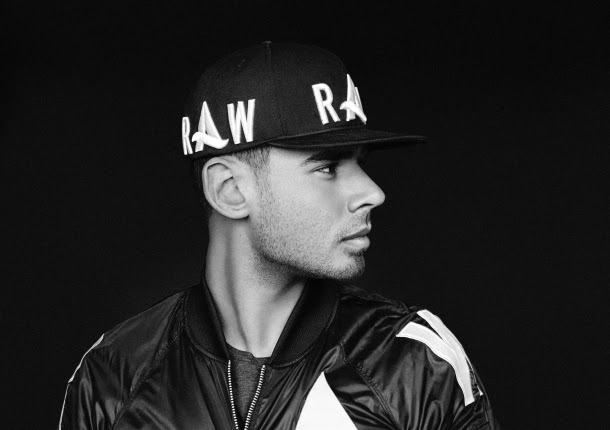 AFROJACK X G-STAR RAW