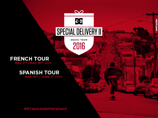 The Special Delivery Tour II