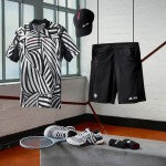 Jo-Wilfried Tsonga on-court outfit Roland Garros by Y-3