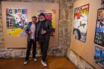 Big brother au DC Hub Paris, l'expo