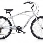 Cruiser Lux 7D Men's - Silver Satin - 549 euros