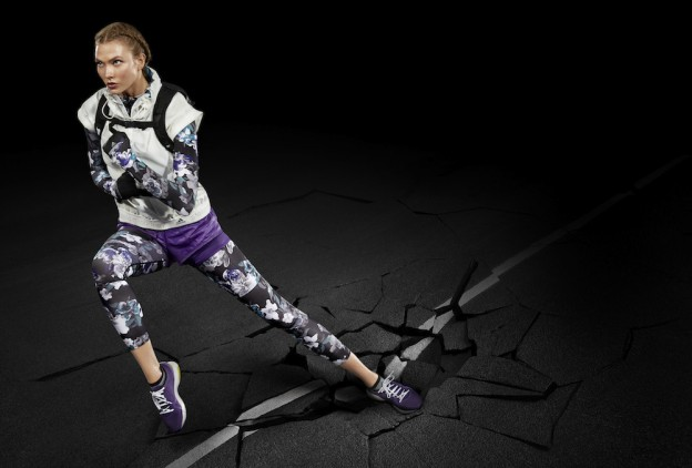 Karlie Kloss nouvelle egerie d'Adidas by Stella Mc Cartney