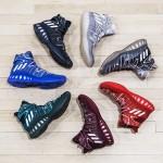 Adidas basketball presente la D.Rose 7 et la Crazy Explosive