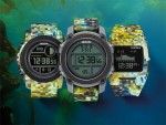NIXON PRESENTE THE RIFFE DIGI-TEK CAMO COLLECTION