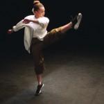 Connie Constance danse pour Clarks ORIGINALS