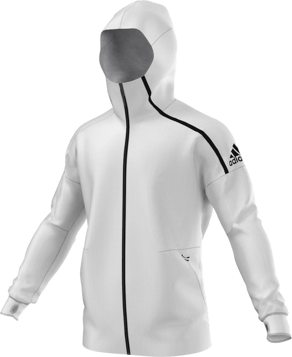 adidas zne homme blanche