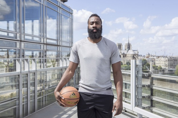 Le project Harden à Paris