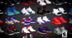 NBA 2K17 se lâche sur les sneakers